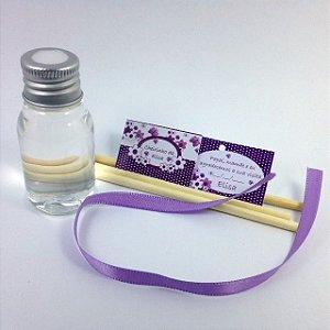 Mini Aromatizador 30 ml Basic com tag - DIY