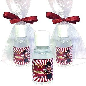 Lembrancinha Personalizada Mini Álcool gel 30 ml Basic