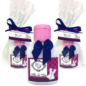Lembrancinha Perfumada Mini Hidratante 40 ml Classic