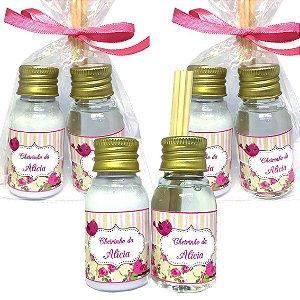 Lembrancinha Maternidade Kit Hidratante 30 ml e Aromatizador 30 ml Basic