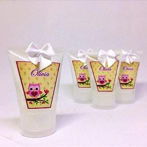 Mini Álcool gel na Bisnaga Personalizada