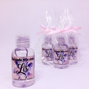 Mini Álcool gel 30 ml Basic