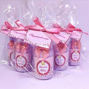 Lembrancinhas Maternidade - Mini hidratante 30 ml classic