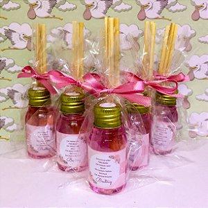 Lembrancinhas Maternidade - Mini aromatizador 30 ml basic