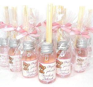 Lembrancinha Maternidade - Mini aromatizador 30 ml basic