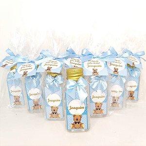 Lembrancinha Maternidade - Mini álcool gel 40 ml classic