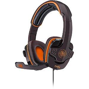 Headset OEX HS-203 USB Target Fone Gamer