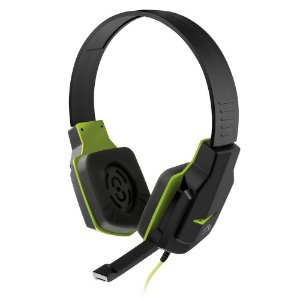 Fone de Ouvido Multilaser Headset Gamer Verde - PH146