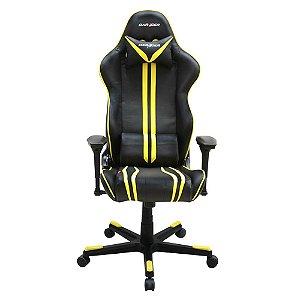 Cadeira DXRacer R-Series OH/RF9/NY Amarela