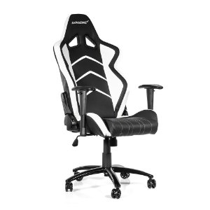 Cadeira AKRACING Player - Black White