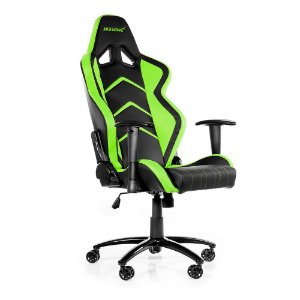 Cadeira AKRACING Player - Black Green