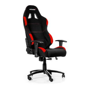 Cadeira AKRACING Gaming Chair Black Red K7012