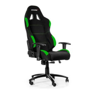 Cadeira AKRACING 7012 Series - Black Green