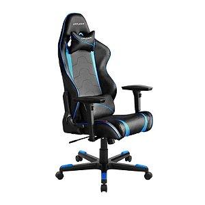 Cadeira DXRacer R-Series OH/RF8/NB Azul