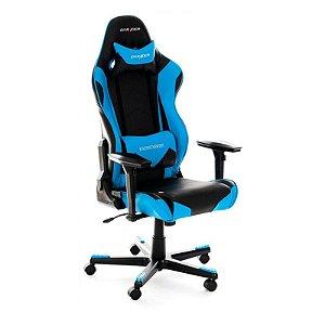 Cadeira DXRacer R-Series OH/RF0/NB Azul