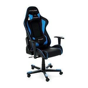 Cadeira DXRacer F-Series OH/FE08/NB Azul