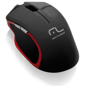 Mouse Multilaser X-Gamer Wireless 3.200 DPI