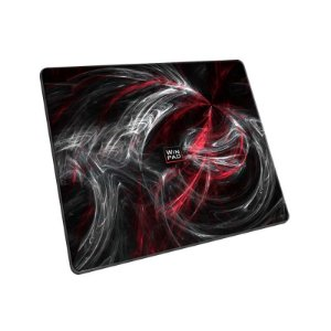Mousepad Gamer WinPad AURA Red Pequeno Speed (30cm x 21cm x 0.3cm)