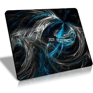 Mousepad Gamer WinPad AURA Blue Grande Control (45cm x 40cm x 0.3cm)