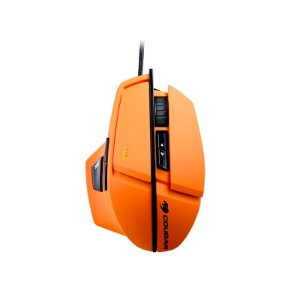 Mouse Gamer Cougar 600M Orange - 8200 DPI