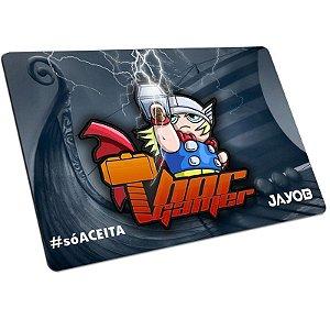Mousepad Jayob Thor Gamer (Mini) 23cm X 19cm - Speed