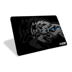 Mousepad Jayob LBK Iron Wolf - Pequeno Speed (30cm x 21cm x 0,3cm) Linha Exclusiva Legendary by Kirby