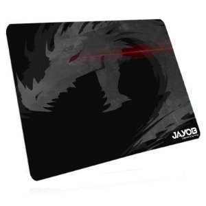 Mousepad Jayob LBK Drake - Grande Speed (45cm x 40cm x 0,3cm) Linha Exclusiva Legendary by Kirby