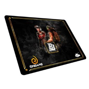 Mousepad EniPanzer (RED T) - Mousepad Oficial Point Blank Brasil Grande (42 cm x 29 cm x 0,3 cm) + Item Brinde