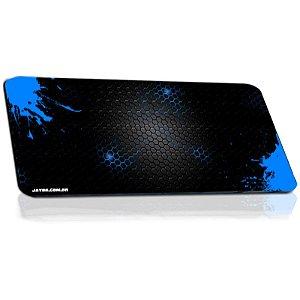 Mousepad Jayob Splash Blue Extended Speed Extra Grande - (95cm x 40cm x 0,3cm)