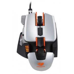 Mouse Gamer Cougar 700M - 8200DPI Silver / Orange