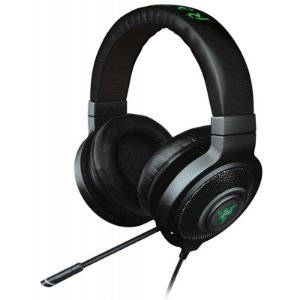 Fone Razer Kraken Chroma 7.1 Virtual Surround Gaming Headset USB