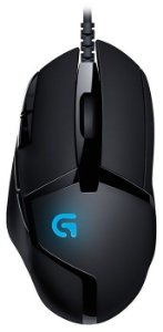 Mouse Logitech G402 Hyperion Fury FPS Gaming Mouse 4000 DPI