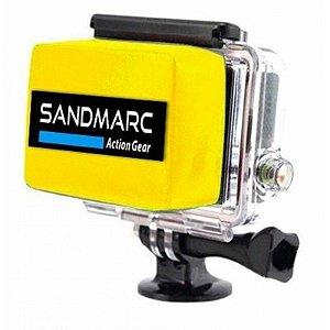 Bóia de Segurança Sandmarc Floaty - Amarelo Go PRO