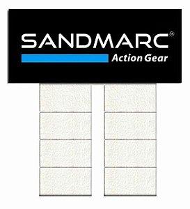 Pastilha Antiembaçante Sandmarc Antifog Inserts para GoPro (8 unidades)
