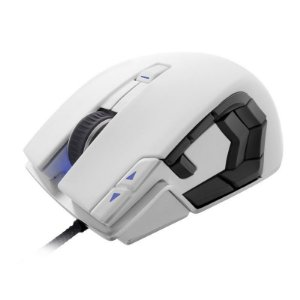 Mouse Corsair Vengeance M95 Laser Gaming - 15 Botões 8200 DPI White