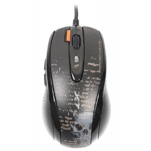 Mouse A4Tech F5 X7 V-Track 3.000CPI Gaming