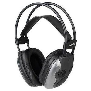 Fone c/ Microfone A4Tech HU-510 USB 5.1 Gaming Headset