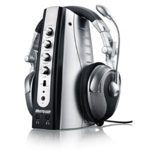 Fone Multilaser 5.1 Home Theater Surround Headset