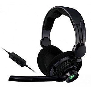 Fone Razer Carcharias 2013 XBOX 360 e PC Headset