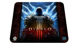 Mousepad SteelSeries Qck + Diablo III Tyrael Edition