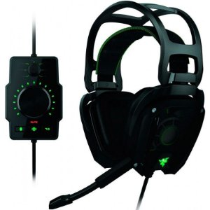 Headset Gamer Razer Tiamat 7.1 Surround Headset