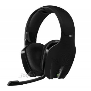 Razer Chimaera 5.1 Surround Wireless Gaming Headset XBOX 360 e PC