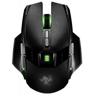 Mouse Razer Ouroboros 4G 8.200 DPI Wireless