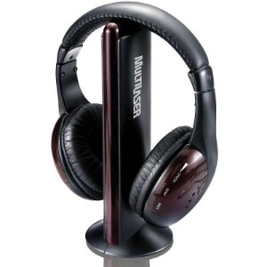 Fone Multilaser Wireless Torre Headphone PH036