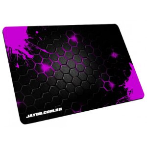 Mousepad Jayob Splash Purple Grande Speed