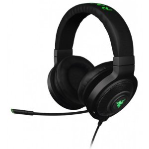 Fone Razer Kraken 7.1 - Virtual Surround Sound Gaming Headset USB