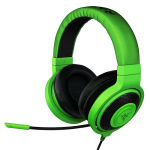 Fone Razer Kraken Pro Green Headset - OPEN BOX - OUTLET