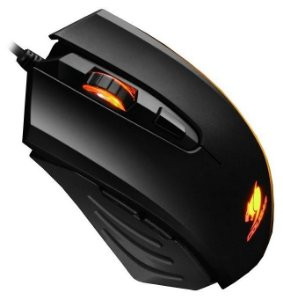 Mouse Cougar 200M Optical Black - 2.000 DPI - OPEN BOX OUTLET