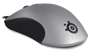 Mouse SteeSeries Kinzu V2 Pro Edition Silver 3200 DPI - Outlet - Open BOX