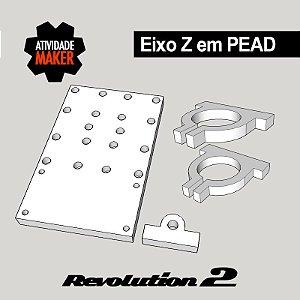 Kit Estrutura PEAD Eixo Z - Revolution 2